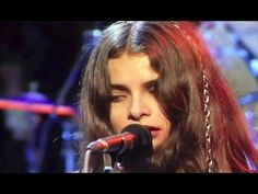Fade into You | Live, 1994 | Mazzy Star | I completely forgot about this song until a Facebook friend shared it today. I was flooded with memories from the time period of my life when it played regularly on the radio. Music is powerful. Why do I keep stumbling onto long-forgotten music triggering nostalgia for different time-periods of my life?