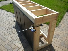 125 Gallon Tank Stand build and Set-up - Aquarium Advice - Aquarium Forum Community Saltwater Aquarium Fish, Saltwater Tank, Planted Aquarium, Fish Aquariums, 125 Gallon Fish Tank, 75 Gallon Aquarium Stand, Tropical Freshwater Fish, Freshwater Aquarium, Terrarium Stand