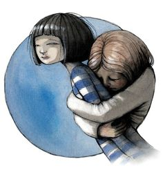 Om adoptivdatteren i DBMagasinet Two Daughters, To My Daughter, Other Mothers, Kids And Parenting, Bullying, Norway, Smurfs, Illustrators, Brave