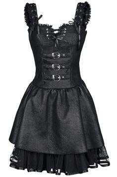 Poizen Industries Dark Romance Dress