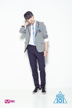 Kim Jae Han   MMO Entertainment   Produce 101 - Season 2