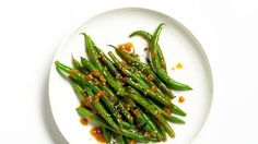 Green Beans with Miso Butter Recipe