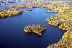 Parque Nacional de la Maurice. Canadá.