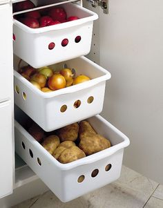 Pantry Accessories-site has lots of neat products for pantries and closets