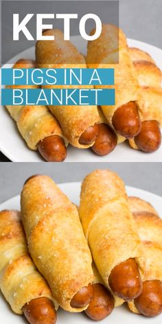 Easy Keto Pigs in a Blanket are the perfect low carb kid friendly dinner under 4 net carbs each! Easy Keto Pigs in a Blanket are the perfect low carb kid friendly dinner under 4 net carbs each! Low Carb Meal, Keto Meal Plan, Meal Prep, Easy Low Carb Lunches, Tasty Videos, Food Videos, Low Carb Recipes, Diet Recipes, Chili Recipes