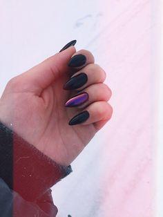 What Christmas manicure to choose for a festive mood - My Nails Colorful Nail Designs, Nail Art Designs, Christmas Manicure, Fire Nails, Silver Nails, Cute Acrylic Nails, Nail Inspo, Nail Arts, Long Nails