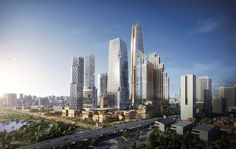 Gallery of Vertical Village - SOM Leads Design of Major Mixed-Use District in Bangkok - 4