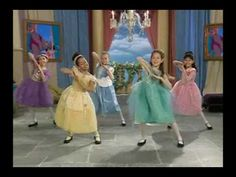 Disney Princess where Dreams Begin - YouTube