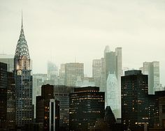 NYC Skyline New York Photography by EyePoetryPhotography