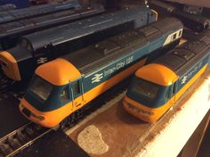 HST dummy power car & spare body shell Acquired from friend on FB 14/10/15