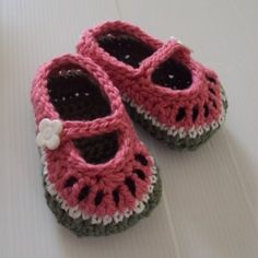 mary jane crochet patterns free - Google Search
