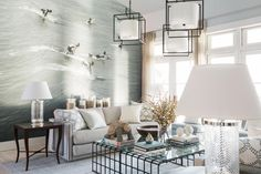 Want to do something dramatic with that big, blank wall in your home? Creating a custom wall mural from your own photos or artwork is easier than you might think.