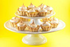 Mini Lemon Meringue Pies - from Desserts for Breakfast Blog