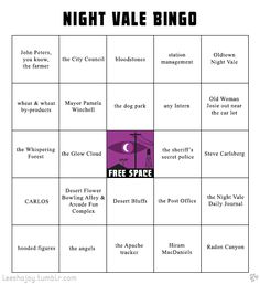 You should just have one of thses and cross it off as i rant and rave about night vale so you can tell me what i was saying when you pretend you listened ; Night Vale Presents, Glow Cloud, The Moon Is Beautiful, Tumblr Funny, Welcome, Film, Fangirl, Clouds, Dog Park