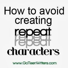 Avoiding writing repeat characters