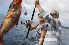 Fishing is the BEST on Norfolk Island