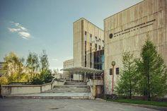 Shemyakin and Ovchinnikov Institute of Bioorganic Chemistry - Moscow  Institute of Bioorganic Chemistry Architect: Y.P. Platonov
