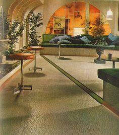 Vintage Architecture, Interior Architecture, Interior And Exterior, Vintage Interior Design, Vintage Interiors, Room Colors, Furniture Decor, Mid-century Modern, Interior Decorating