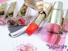 L'Oreal Miss Candy : Miss Orange by http://www.pinnyforever.com
