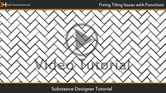 Fixing Tiling Issues with Functions in Substance Designer