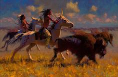 Shelton Smith   SSC   Western Art Collection   Native American ...