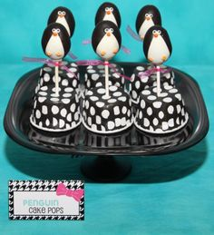 a PENGUIN themed birthday party!!