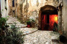 Saint Agnès, Provence