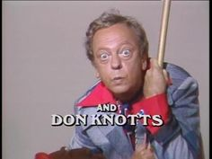 DON KNOTTS AS MR.FURLEY THREES COMPANY