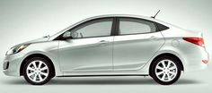 New Hyundai Accent 2013: Modern & Efficient Car For Under $15000