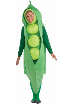 Unisex Adult Peas In A Pod costume at reduced prices u0026 FREE exchanges. Find this Pin and more on Xmas Fancy Dress ...  sc 1 st  Pinterest & 26 best Xmas Fancy Dress Party Ideas - Pop u0026 Rock Stars images on ...