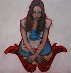 RED PROPELLER GALLERY — 'ALICE AS ALICE' BY KATE MARSHALL