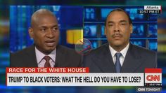 """NY Times Columnist Charles Blow Calls Black Donald Trump Supporter A """"Bigot"""" For Backing Trump…slavery to the democratic party, gotta stick to the party line and line those pockets...."""