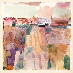 Paul Klee: Kairouan, 1914