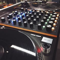 How good does the Rane MP2015 look next to a pair of Technics turntables  by mixfoundation http://ift.tt/1HNGVsC