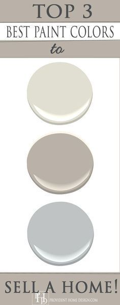 Home Staging Tips and Ideas - Improve the Value of Your Home Need help with wall colors? Take a look at these top 3 paint colors from a home expert plus Home Staging Tips and Ideas – Improve the Value of Your Home on Frugal Coupon Living. Top Paint Colors, Interior Paint Colors, Paint Colors For Living Room, Bedroom Colors, Popular Paint Colors, Neutral Paint Colors, Paint Colors For Bedrooms, Gray Beige Paint, Paint Colors For Office