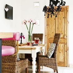 Dining area | Kitchen design ideas | PHOTO GALLERY | Beautiful Kitchens | Housetohome.co.uk