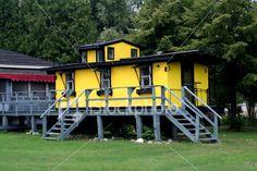 Caboose House