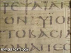 The Codex Sinaiticus is the oldest copy of the Bible that exists today. Its written in Greek and dates to the year 400 A. Its a treasure that is now availa. Israel History, Oldest Bible, Ancient Scripts, Lema, Mystery Of History, Early Christian, Science Biology, Religious Education, Bible Verses
