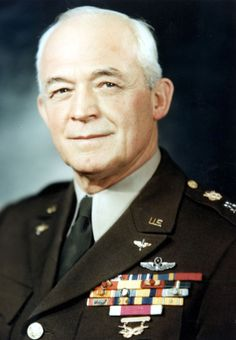 General of the US Air Force, 'Hap' Arnold.