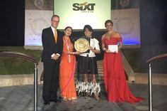 """Sixt galardonada como """"Mejor empresa de alquiler de coches de lujo del mundo"""""""