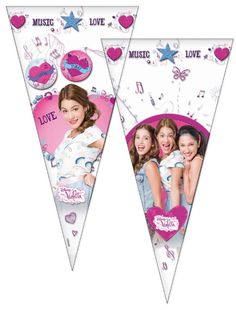 Violetta Party Bags!