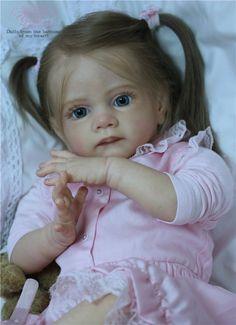 Дарина. Мой Прототип реборн Фрида от Каролы Вегерих / Куклы Реборн Беби - фото, изготовление своими руками. Reborn Baby doll - оцените мастерство / Бэйбики. Куклы фото. Одежда для кукол