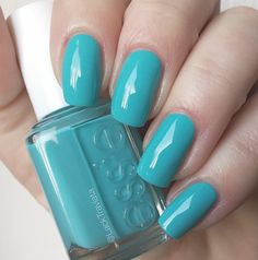 swatch essie in the cab-ana by LackTraviata