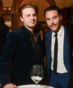 Michael Pitt and Jack Houston-Boardwalk Empire - our time with them did not last near long enough!