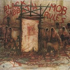 Black Sabbath * Mob Rules