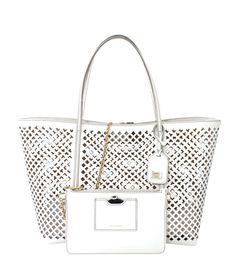 Dolce & Gabbana: Perforated Shopper