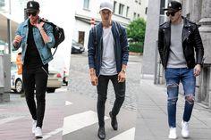 Descubra como usar boné no inverno!    Se você pensa que ele só pode ser usado no verão, você está muito engando! O boné pode ser o detalhe que falta para arrematar seu look de inverno, então não tenha medo de experimentar.    #BlogKishua #DicasKishua #ModaMasculina #Estilo  Blog com dicas sobre moda masculina e mais 😉