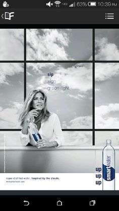 Water ad