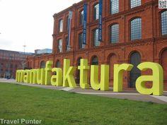Manufaktura #Lodz