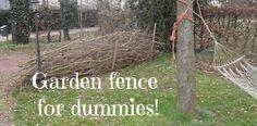 Garden fence for dummies!